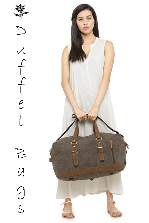 duffel bags collection